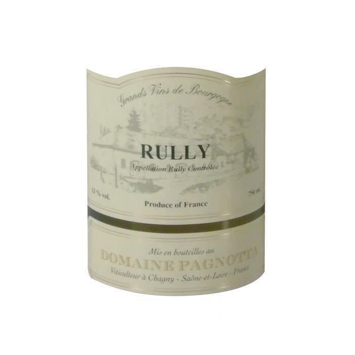 Domaine Pagnotta 2016 Rully - Vin Blanc de Bourgogne