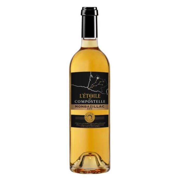Etoile de Compostelle 2016 Montbazillac - Vin blanc du Sud-Ouest