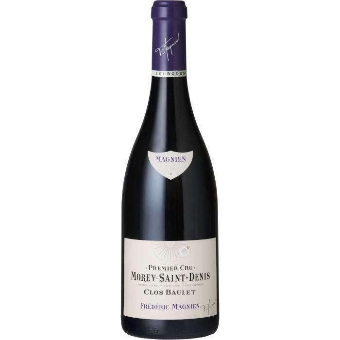 Frédéric Magnien Clos Baulet 2017 Morey-Saint-Denis Premier Cru - Vin rouge de Bourgogne