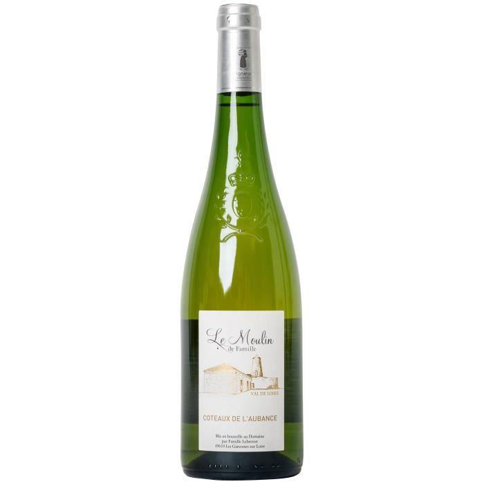 Le Moulin de Famille 2017 Coteaux de l'Aubance - Vin blanc de Loire