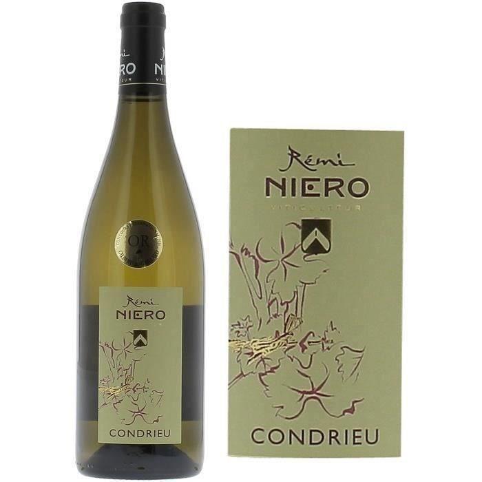 Domaine Niero 2017 Condrieu - Vin blanc des Côtes du Rhône