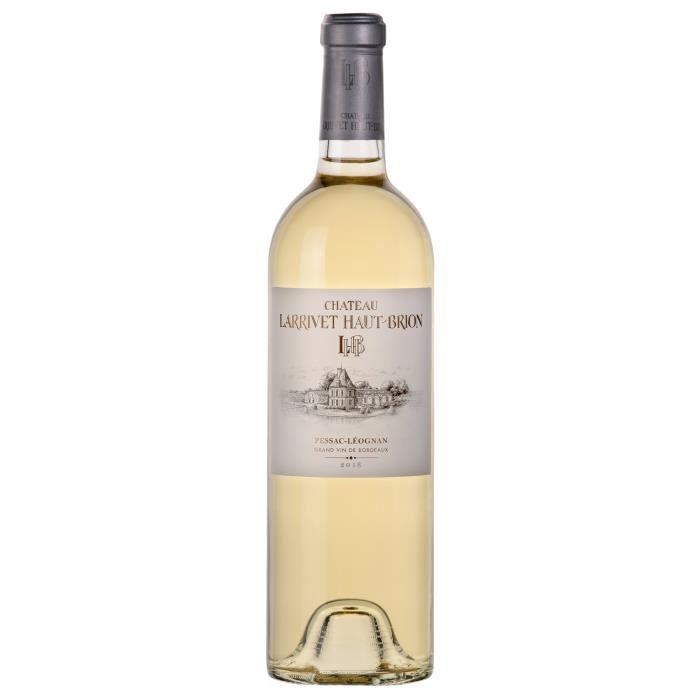 Château Larrivet Haut-Brion 2018 Pessac Léognan - Vin blanc de Bordeaux