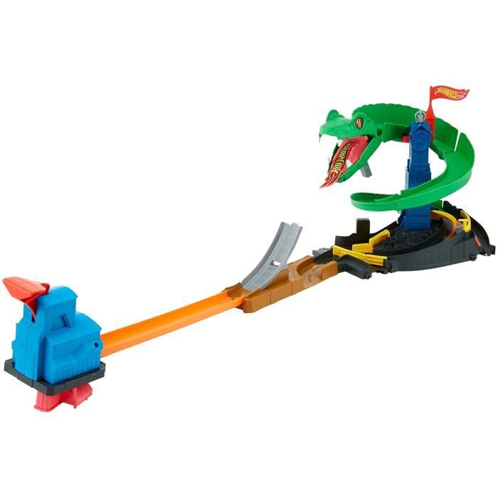 HOT WHEELS City Attaque du Cobra
