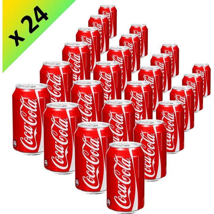 COCA COLA 33cl (x24)