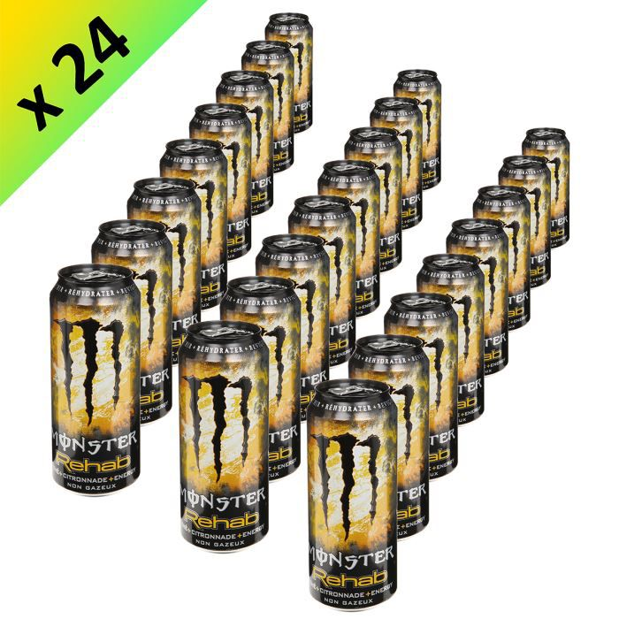 MONSTER Rehab 24x50cl