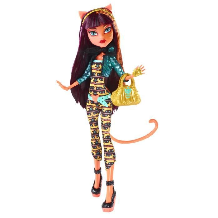 MONSTER HIGH Fusion Cleo/Toralei