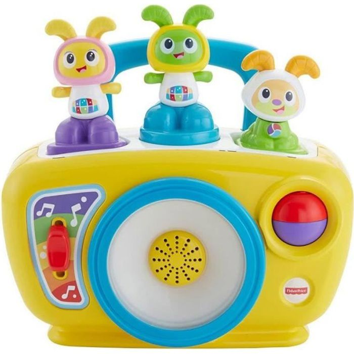 FISHER-PRICE - La Boombox de Bebo
