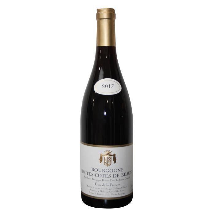 Guillemard Pothier Clos de la Perrière 2017 Bourgogne Hautes-Côtes de Beaune - Vin rouge de Bourgogne