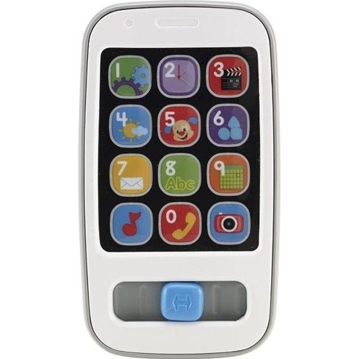 FISHER-PRICE Rires & Éveil Mon Téléphone Mobile - de 6 à 36 mois