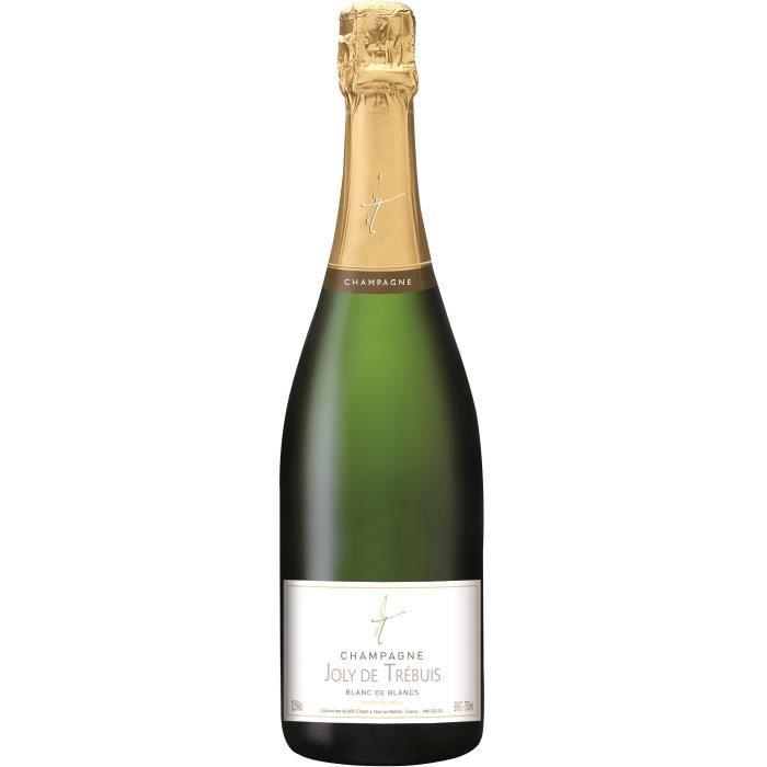 Champagne Joly de Trébuis Blanc de blancs Brut - 75 cl