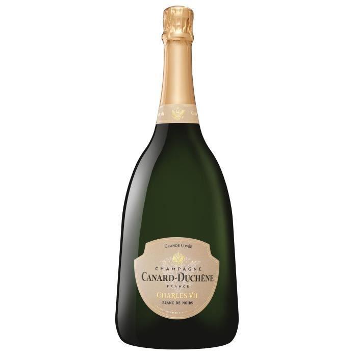 Champagne Canard Duchêne Charles VII Blanc de Noirs Brut - 75 cl