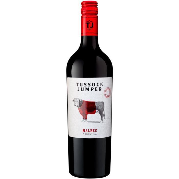 Tussock Jumper Malbec - Vin rouge d'Argentine
