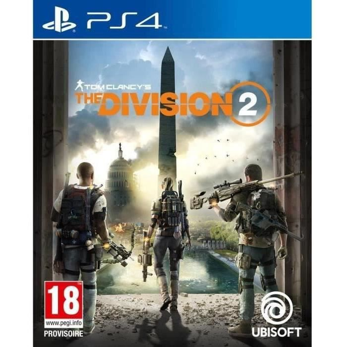 The Division 2 Jeu PS4
