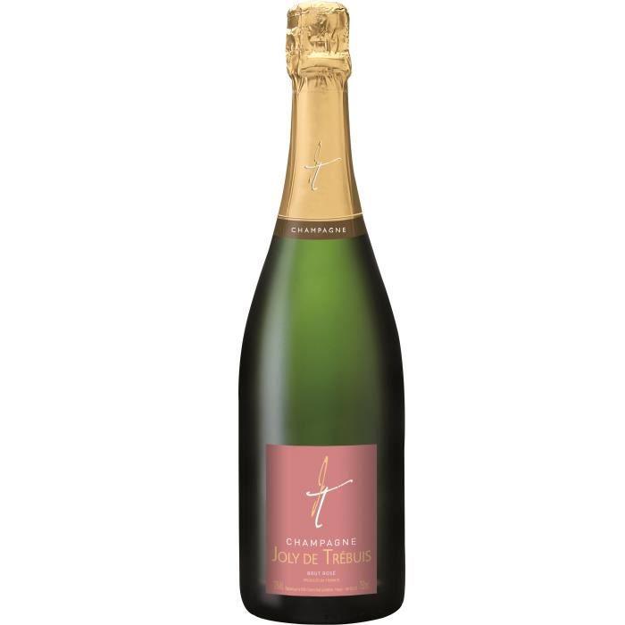 Champagne Joly de Trébuis Rosé - 75 cl