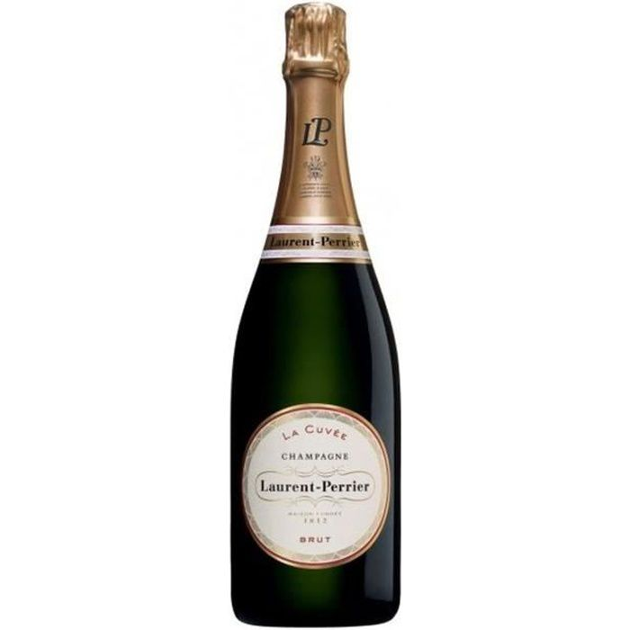 Champagne Laurent Perrier La Cuvée Brut - 37,5 cl
