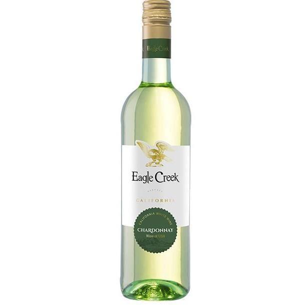 EAGLE CREEK Chardonnay Vin de Californie - Blanc - 75 cl