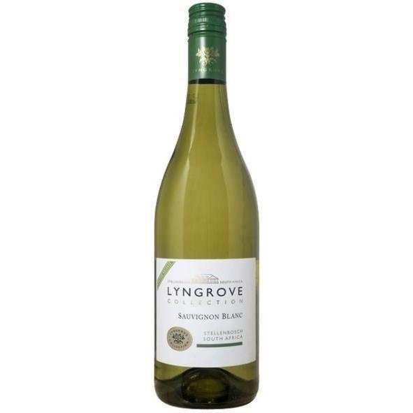LYNGROVE Collection Sauvignon Vin d'Afrique du Sud - Blanc - 75 cl