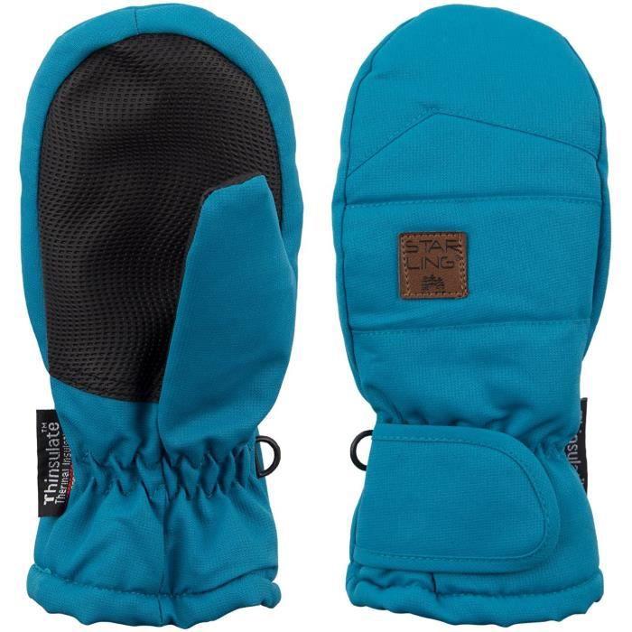 STARLING Moufles de Ski Rory - Enfant - Bleu