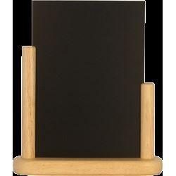 Chevalet de table, modèle moyen A5, couleur black