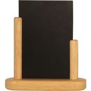 Chevalet de table, petit mod?le A6, couleur black