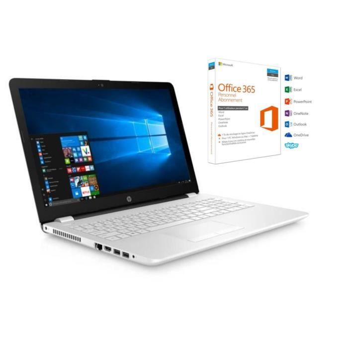Hp pc portable 17.3 17ak026nf 4 go de ram windows 10 amd e2 9000 amd radeon r2 disque dur 1 to office
