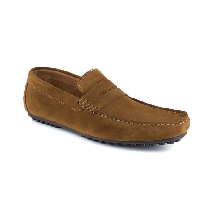 J.BRADFORD JB-LOWELL Cognac Chaussure Homme