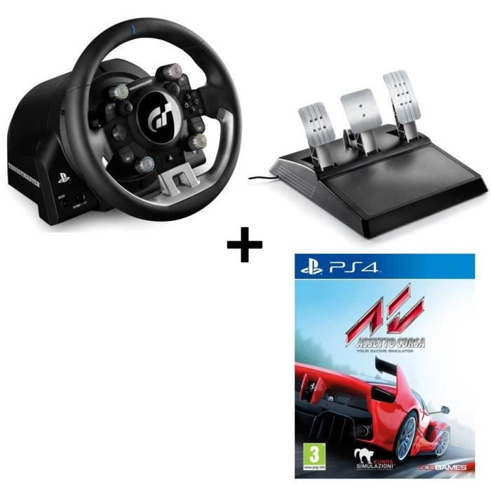 volant thrustmaster. Black Bedroom Furniture Sets. Home Design Ideas