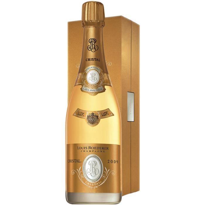 Maison Roederer Cristal 2009 - Champagne blanc de blanc
