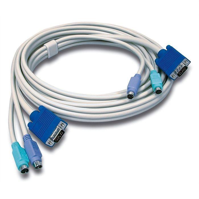 Trendnet Kit câbles KVM TK-C10