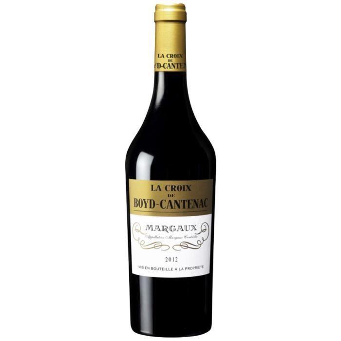 Château La Croix de Boyd-Cantenac 2012 Margaux Grand cru - Vin rouge de Bordeaux