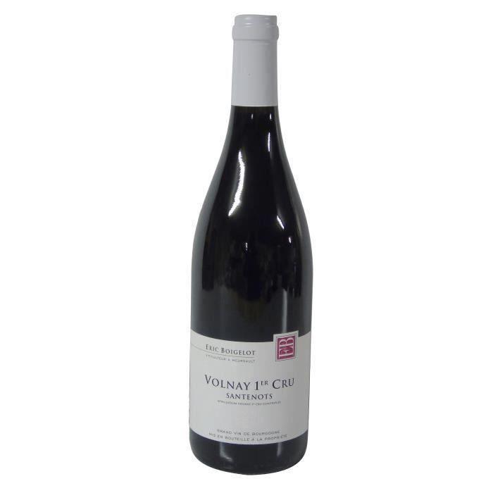 Domaine Eric Boigelot 2014 Volnay 1er Cru - Vin Rouge de Bourgogne
