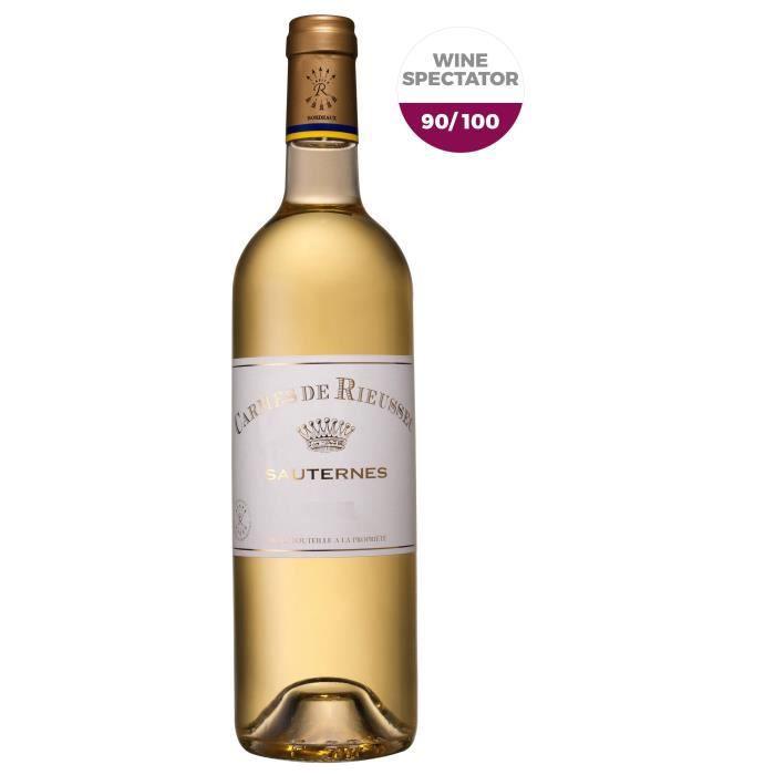Carmes de Rieussec Sauternes 2014 - Vin Blanc