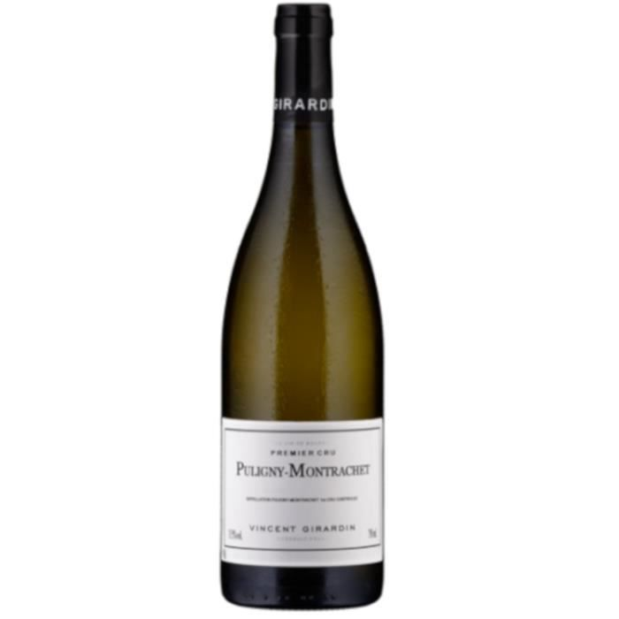 Domaine Vincent Girardin -Sous le Puits- 2014 Puligny-Montrachet 1er Cru - Vin Blanc de Bourgogne