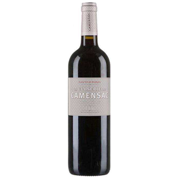 Closerie de Camensac 2015 Haut-Médoc - Vin rouge de Bordeaux