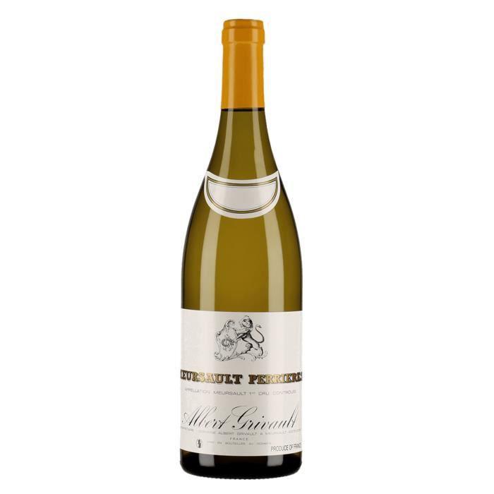 Domaine Albert Grivault 2015 Meursault Les Perrières - Vin blanc de Bourgogne