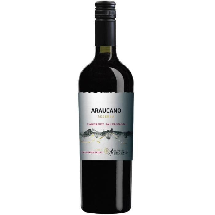 Gran Araucano 2015 Cabernet-Sauvignon Colchagua Valley - Vin rouge du Chili