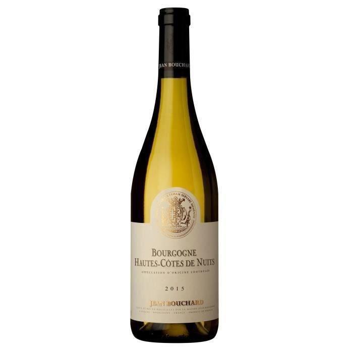 Jean Bouchard Bourgogne Hautes Côtes de Nuits 2015 - Vin blanc