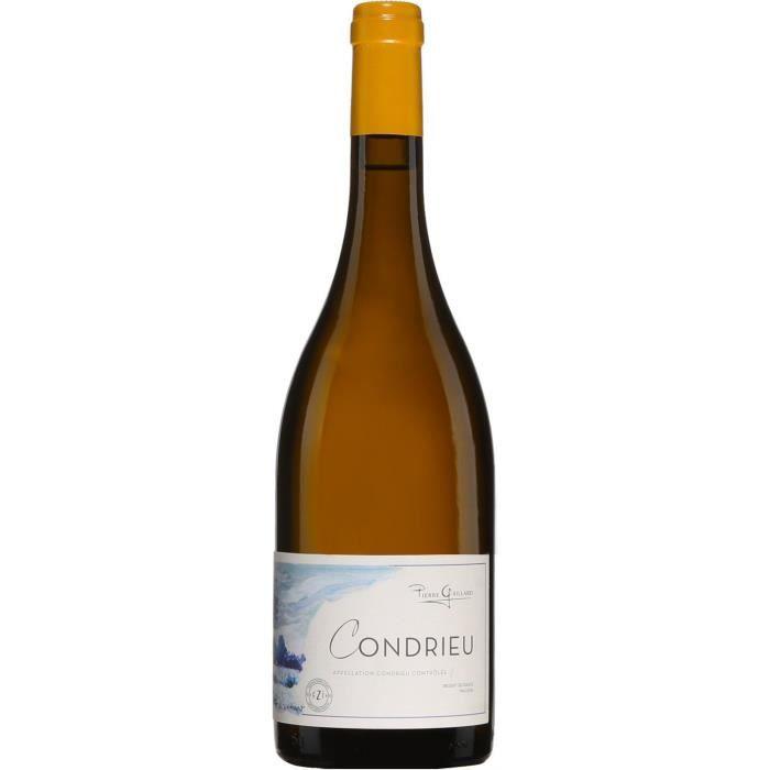 Domaine Pierre Gaillard Vallée du Rhône Condrieu 2015 - Vin blanc
