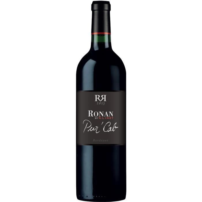 Pur'Cab Ronan By Clinet 2015 Bordeaux - Vin rouge de Bordeaux