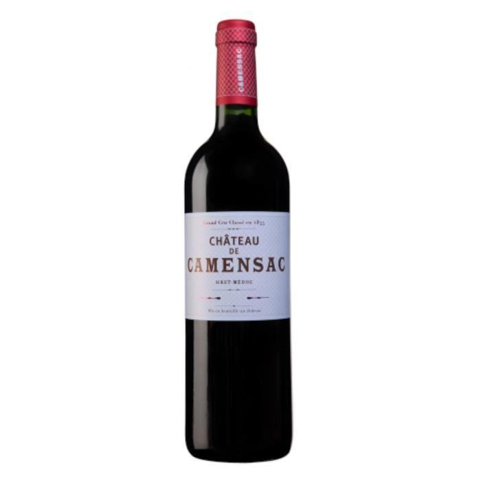 Château de Camensac 2016 Haut-Médoc - Vin rouge de Bordeaux