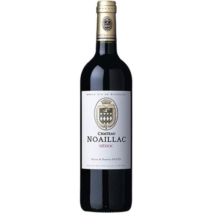 Château Noaillac 2016 Médoc - Vin rouge de Bordeaux - Médaille Or