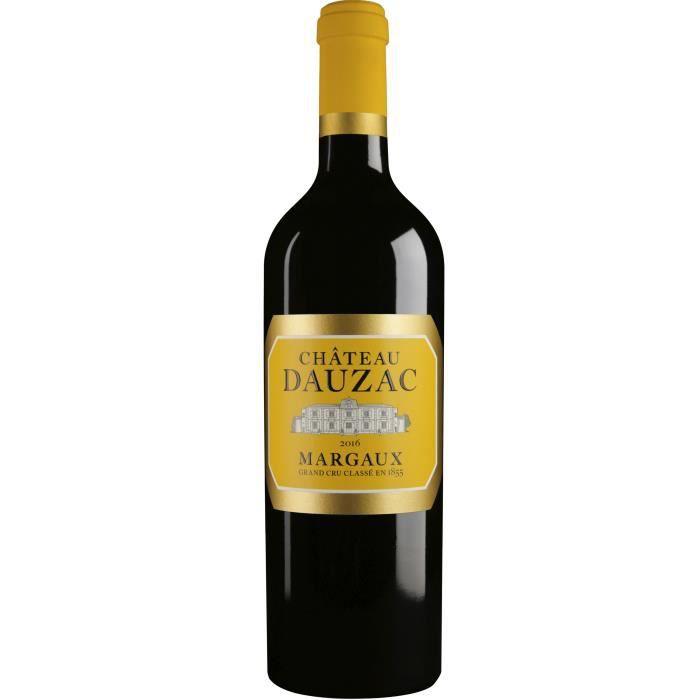 Château Dauzac 2016 Margaux - Vin rouge de Bordeaux