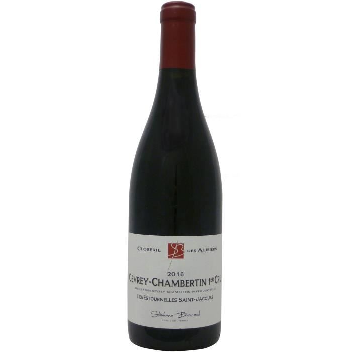 Closerie des Alisiers 2016 Gevrey Chambertin 1er Cru - Vin rouge de Bourgogne