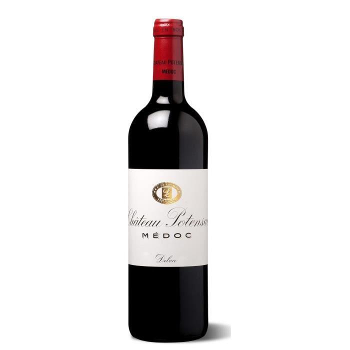 Château POTENSAC 2016 Cru Bourgeois Médoc - Vin Rouge du Bordelais