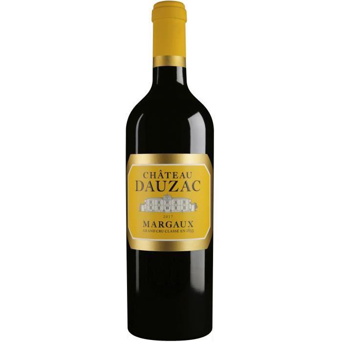 Château Dauzac 2017 Margaux - Vin rouge de Bordeaux