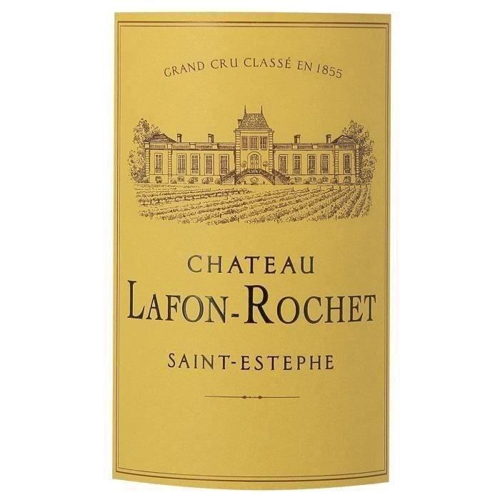 Château Lafon Rochet 2017 Saint Estèphe Grand Cru - Vin rouge de Bordeaux