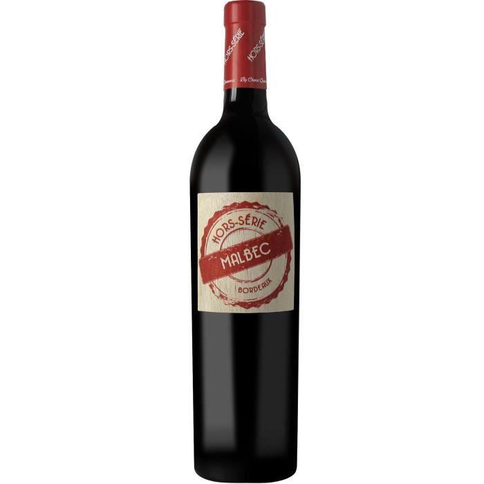 Hors-Série Malbec 2018 Bordeaux - Vin rouge de Bordeaux