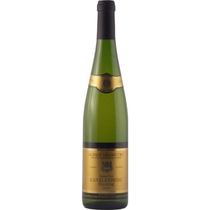 Gustave Lorentz 2014 Riesling - Vin blanc d'Alsace - Bio