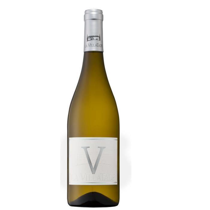 V blanc 2018 IGP Pays d'Oc - Vin blanc du Languedoc-Roussillon