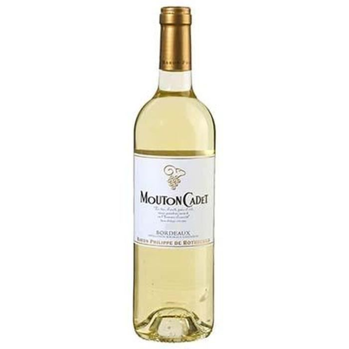 Mouton Cadet 2019 Baron Philippe de RothschildBordeaux - Vin blanc de Bordeaux